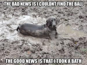 I have news...